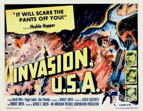 1952 invasion usa