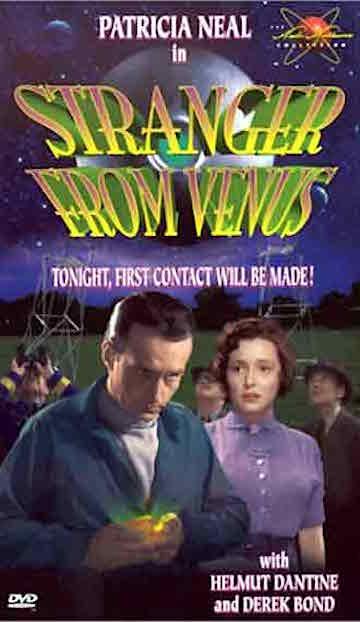 Patricia Neal in Stranger from Venus