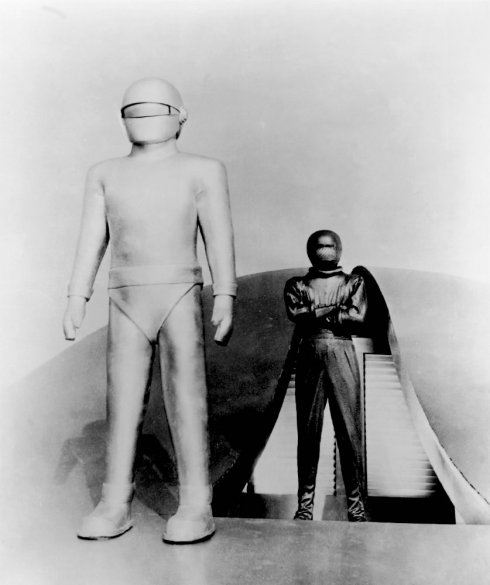 Day the Earth Stood Still Gort