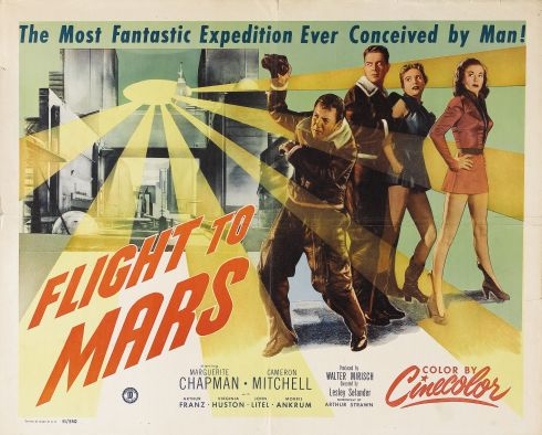 Flight to Mars _1951