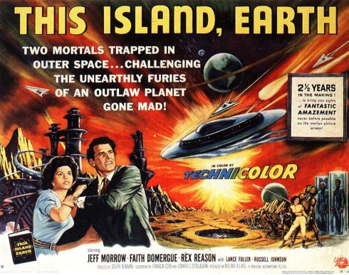 this_island_earth poster