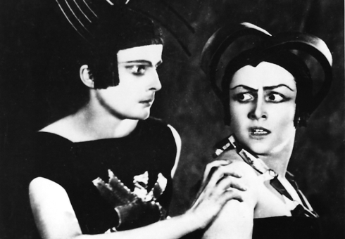 Aelita Queen of Mars (1924)