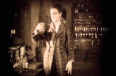 barrymore 1920 dr jekyll