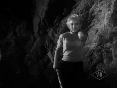 Beverly Garland anti damsel It conquered the world