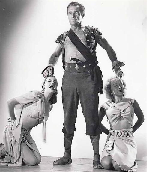 CAPTIVE WOMEN 1952