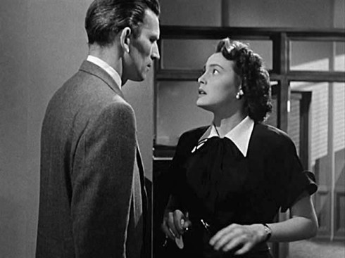 day-the-earth-stood-still-Patricia Neal and Michael Rennie