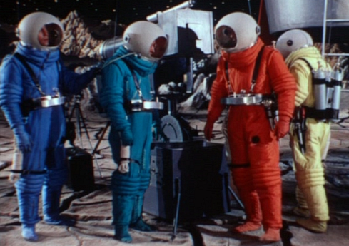 Destination Moon gear