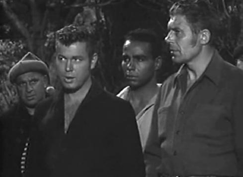 Mysterious Island 1951 cast