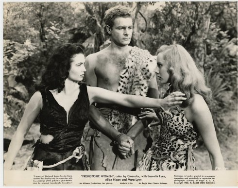 Prehistoric Women 1950