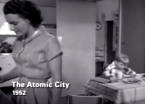The Atomic City 1952