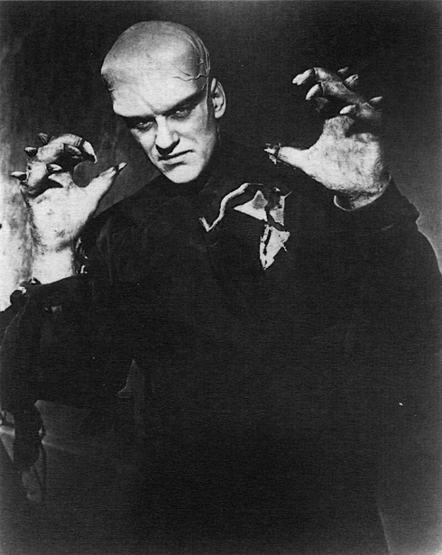 The Thing JAmes Arness promo shot
