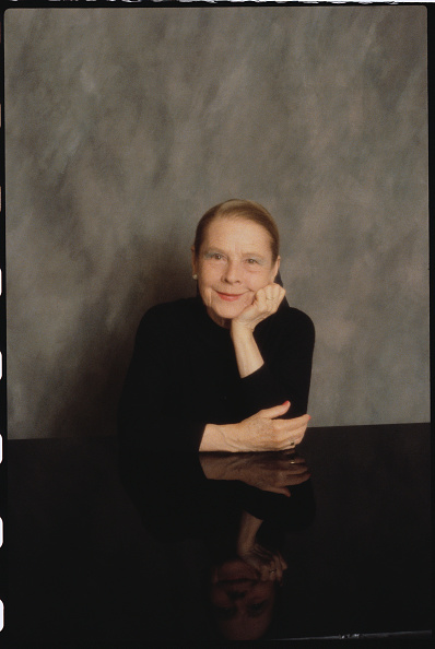 Actress Ruth Gordon (Photo by © Alex Gotfryd/CORBIS/Corbis via Getty Images)