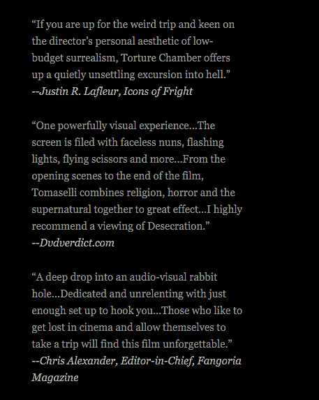 Playground Of Dark Dreams The Nightmare World Of Dante Tomaselli